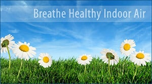 Breathe healthy indoor air with regular air duct cleaning
