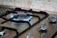 cooktop gas installation repair