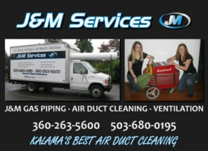 Air Duct Cleaning Kalama