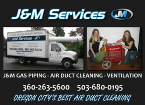 Air Duct Cleaning Oregon City