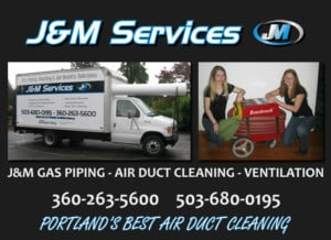 Air Duct Cleaning Portland