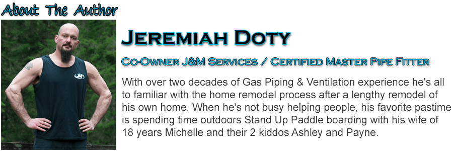 Owner & Author of J&M HVAC Duct Cleaning Services, Jeremiah Doty