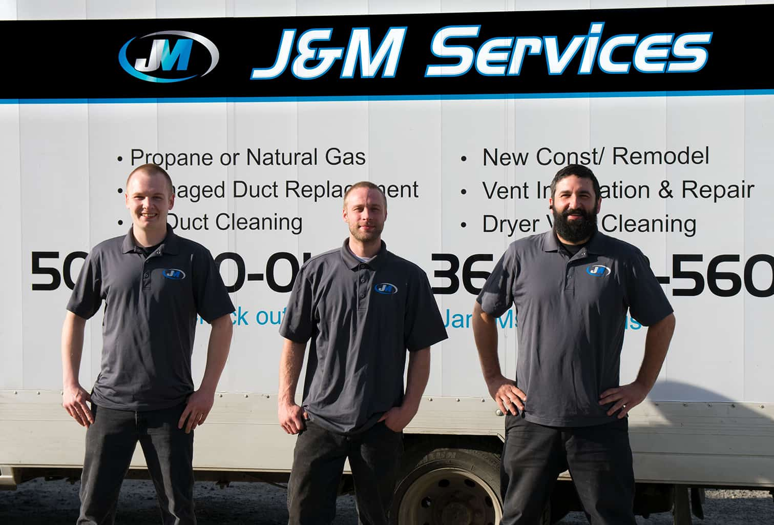 J&M Services Trained Gas Line Installation Technicians in Portland Oregon