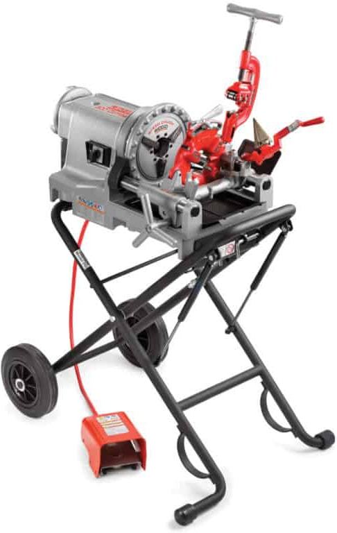 Ridgid 300 Compact Pipe Threading Machine